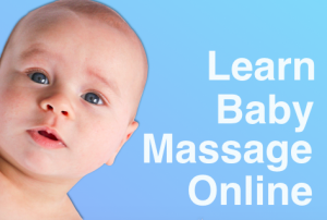 Learn baby massage online