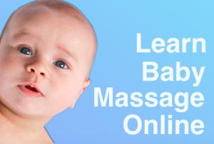 Learn baby massage online